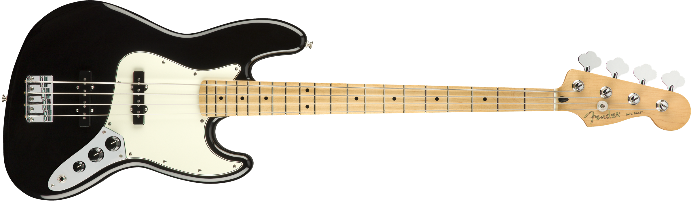 Fender Player Series Jazz Bass MN Black